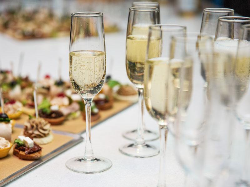 Banqueting - Tiffany Club